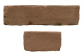 DIYレンガタイル フレッシュショコラ 煉瓦 超軽量ブリック レギュラー&ハーフサイズセット