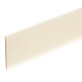 貼るだけ簡単巾木 厚3mm×高さ60mm×長さ909mm 色 ホワイト