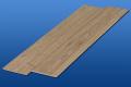 3坪セット LL45マンション用遮音フローリング  3040S色 シートタイプ 床暖房対応可能