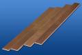 アウトレット LL45マンション用遮音フローリング ライトココア 雁形状 床暖房対応可能