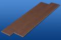 3坪セット 遮音フローリング チェスナットブラウン マンション用アウトレット直貼り床材 遮音等級LL45同等品