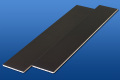 遮音フローリング LL45 ブラック 遮音等級LL45のマンション用アウトレット直貼り床材