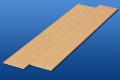 直貼りフローリング アプリコットメープル防音タイプ マンション用アウトレット直貼り床材