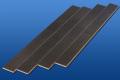 遮音フローリング LL45 ダークビーチ 雁形状 床暖房対応可能 遮音等級LL45のマンション用アウトレット直貼り床材