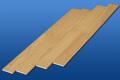 遮音フローリング LL45 ナチュラルオーク 雁形状 床暖房対応可能 遮音等級LL45のマンション用アウトレット直貼り床材