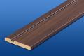 巾木 厚7mm×高さ60mm×長さ1800mm 色 ウオルナット