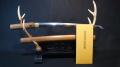 日本刀 特別保存刀剣 銘:在銘【山城大掾国重】 刀 46.2cm 刀身500g