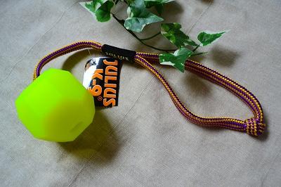 ユリウスK-9 ネオンボール ヨーロッパの訓練用品ブランド