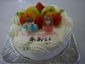 七五三デコレーションケーキ 7号