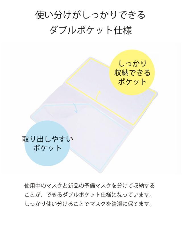 マスクケース 伊藤手帳