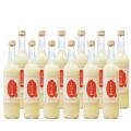 【送料無料】米糀でつくった無添加・無加糖・ノンアルコール 千代の甘酒500ml×12本