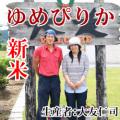 【28年産新米】定期購入 大友さんのゆめぴりか 10kg 12か月 北海道士別市産