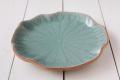 ロータスの葉のお皿(18cm)