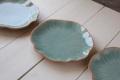 ロータスの葉のお皿(15cm)