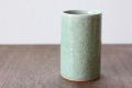 花瓶 中 フラワー ナチュラルグリーン