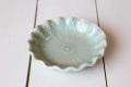 ロータスの葉の豆皿(10cm) ナチュラルグリーン