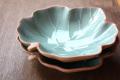 メイプルリーフの中皿(20cm)