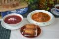 ロシアの家庭料理 - トロイカセット