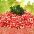 牛ミンチ ハンバーグ ミートソース ドリア 肉だんご カレー