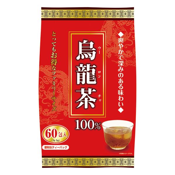 烏龍茶 60包