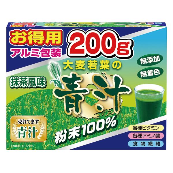 大麦若葉の青汁100% 200g