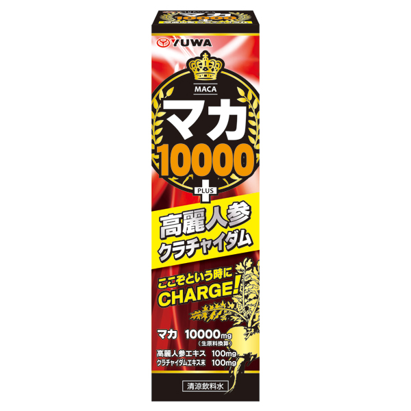 マカ10000+高麗人参 クラチャイダム 50mL