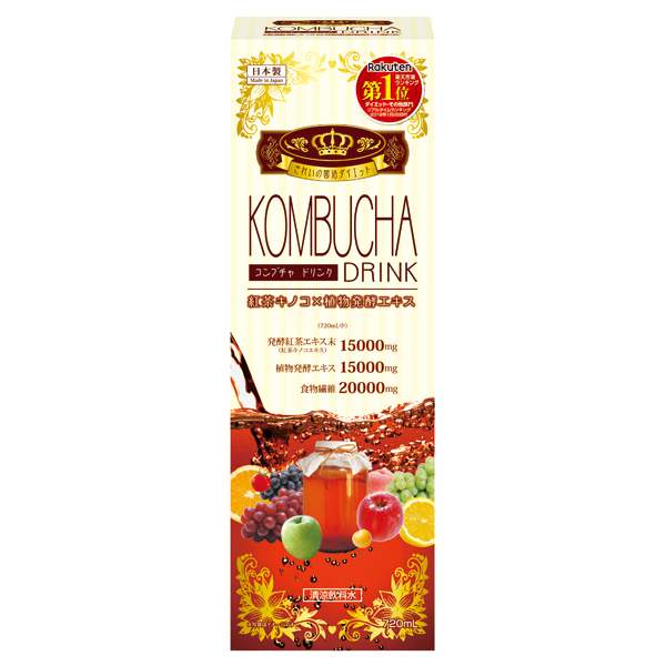 KOMBUCHA DRINK 720mL