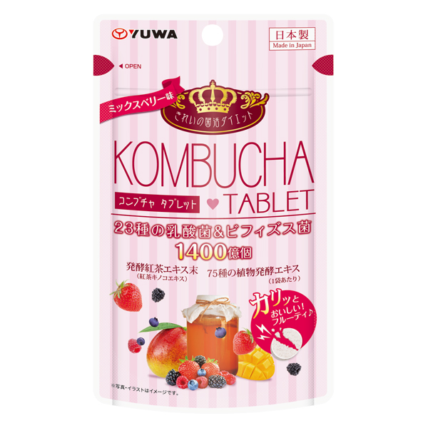 KOMBUCHA TABLET