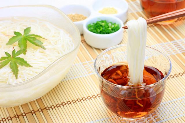 「昔ながらの手延べそうめん」袋入り5束入(250g)島原素麺sp-1