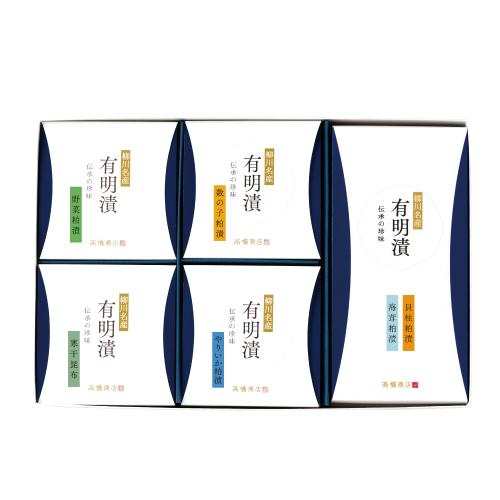 粕漬カップ・スタンド詰合せ(6個)