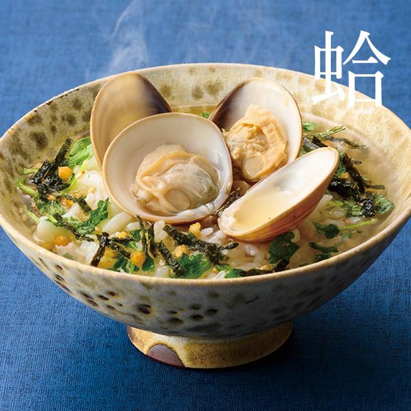 贅沢茶漬け「蛤」