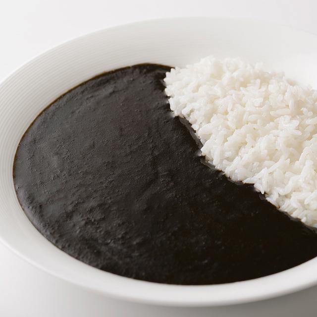 有明海産 海苔黒カレー