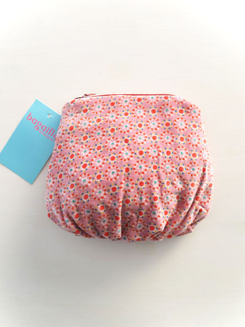 『SALE セール30%OFF』Bagaille バガイユ Money Pouch マネーポーチ(Desertrose Pink)Type.B