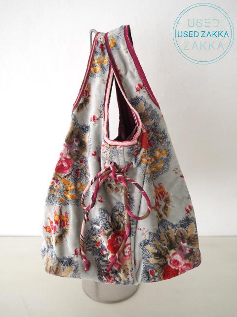 『USED ZAKKA』バガイユ Bagaille バッグ String Bag(W23xH36xD23cm)
