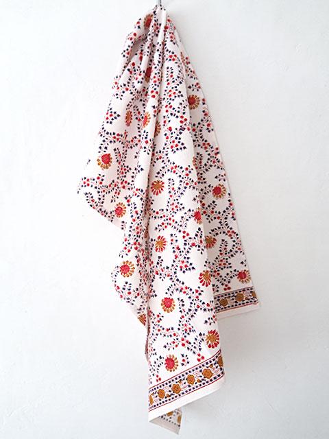 Jamini ジャミニ キッチンタオル Kitchen Towel・ANIMA Offwhite(W50xH70cm)