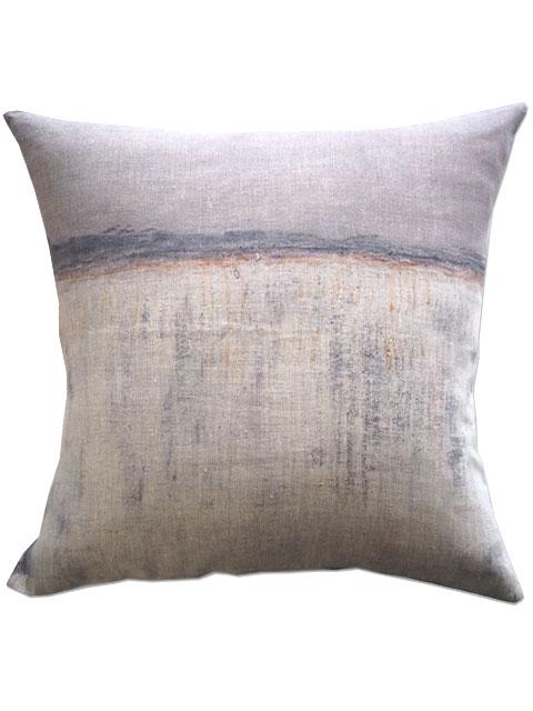 メゾン レヴィ Maison Levy リネンクッションカバー Cushion Cover Linen・LA CAIDA(W55xH55cm・カバーのみ)