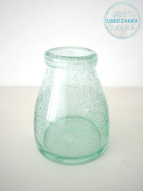 『USED ZAKKA』ANTHROPOLOGIE アンソロポロジー・Bubble Glass Terrarium 泡ガラスのテラリウム