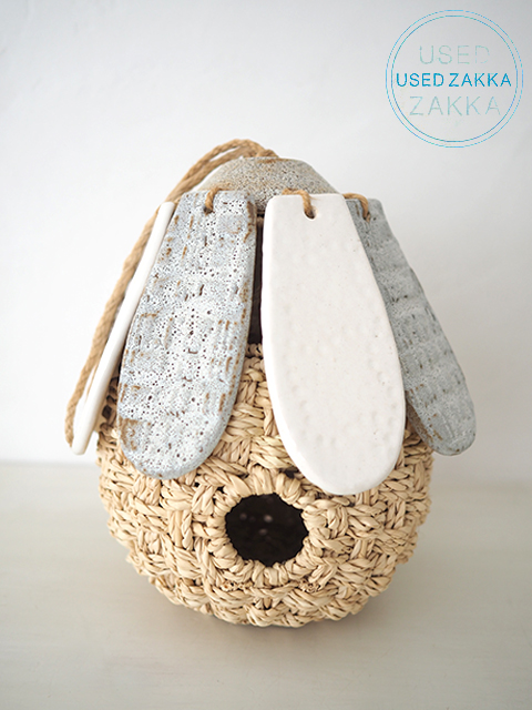 『USED ZAKKA』ANTHROPOLOGIE アンソロポロジー・バードハウス Mignon Bird House