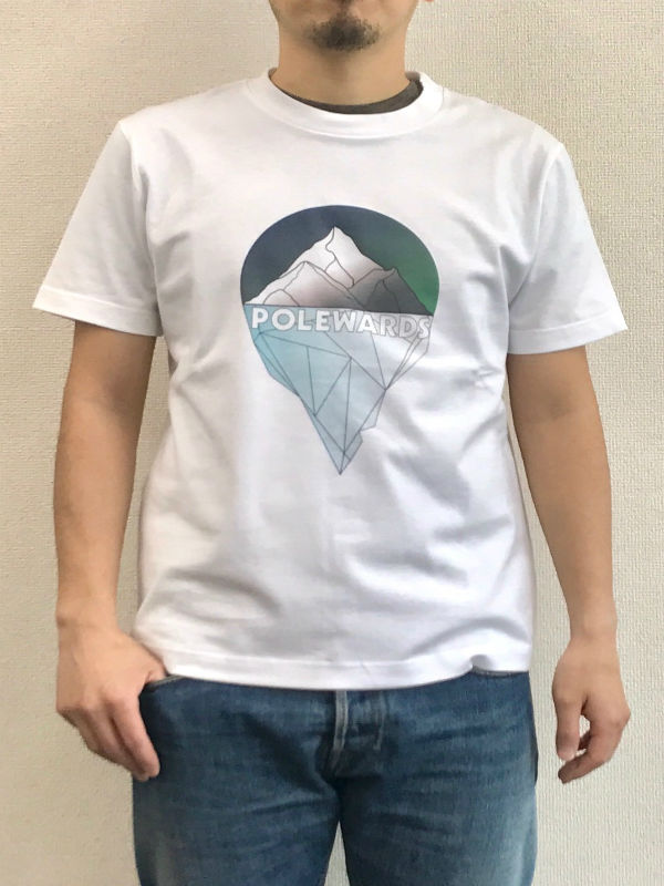 iceberg半袖Tシャツ