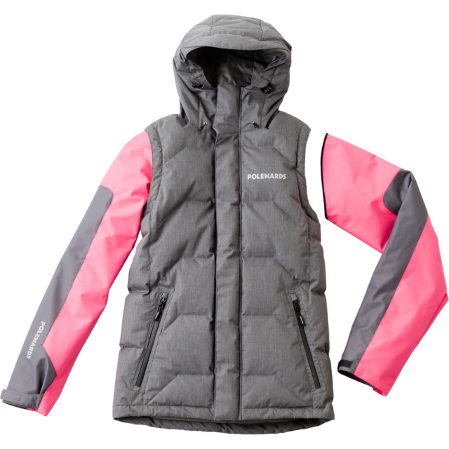 PLW14-09 2WAYジャケット