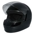 ZK-500 フルフェイスヘルメット(ブラック) SG公認  全排気量対応 UVカット・ハードコートシールド&ベンチレータ