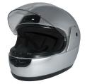 ZK-500 フルフェイスヘルメット(シルバー) SG公認  全排気量対応 UVカット・ハードコートシールド&ベンチレータ