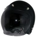 ZK-300(内装外して洗える!)スモールジェット(マットブラック)+スモークバブル   全排気量対応