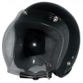ZK-300(内装外して洗える!)スモールジェット(ブラック)+クリアーバブル   全排気量対応