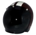 ZK-300(内装外して洗える!)スモールジェット(ブラウン/アイボリー)+ダークスモークバブル   全排気量対応