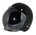 ZK-300(内装外して洗える!)スモールジェット(ブラック)+スモークミラーバブル   全排気量対応