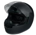 ZK-500 フルフェイスヘルメット(マットブラック) SG公認  全排気量対応 UVカット・ハードコートシールド&ベンチレータ