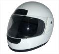 ZK-500 フルフェイスヘルメット(ホワイト) SG公認  全排気量対応 UVカット・ハードコートシールド&ベンチレータ