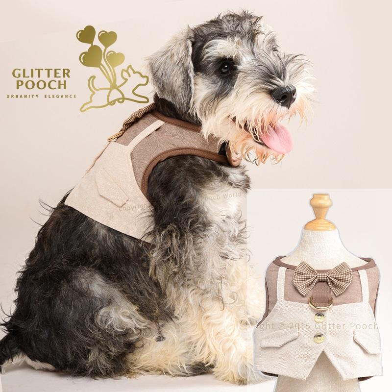 GLITTER POOCH グリッター・プーチ brownie-gentleman