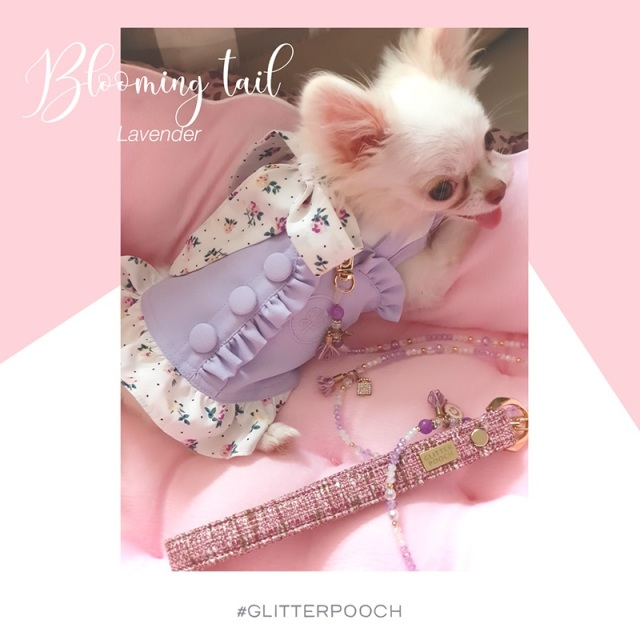 GLITTER POOCH BloomingTail